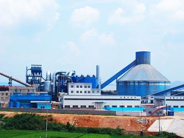 Mainly Technological Process Of 3000t/D Cement Production Line