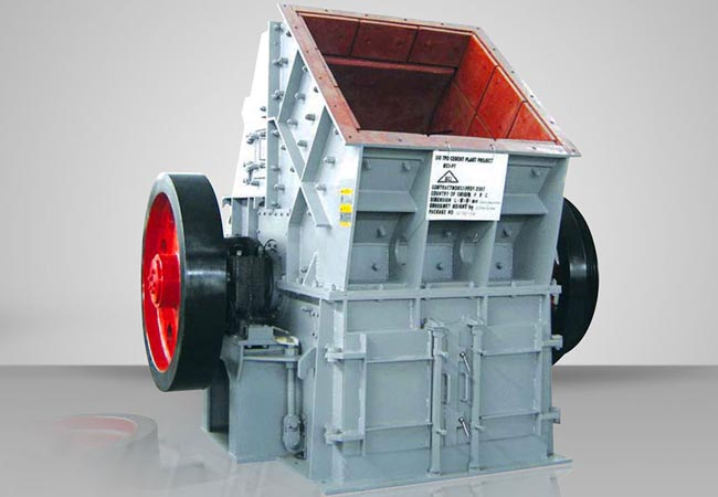 PCF Series Single- Stage Hammer Crusher