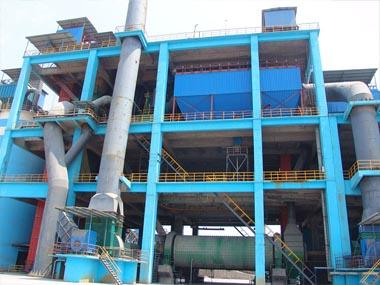Equipments For 500,000tons Per Year Cement Grinding Process